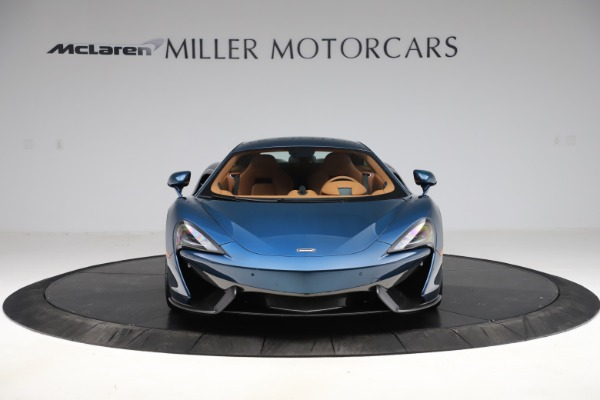 Used 2017 McLaren 570S for sale $154,900 at Bugatti of Greenwich in Greenwich CT 06830 12