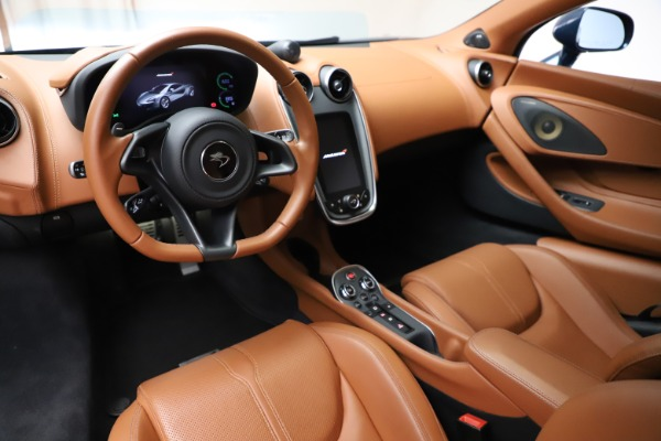 Used 2017 McLaren 570S for sale $154,900 at Bugatti of Greenwich in Greenwich CT 06830 13