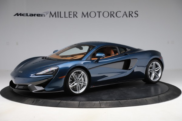 Used 2017 McLaren 570S for sale $154,900 at Bugatti of Greenwich in Greenwich CT 06830 2