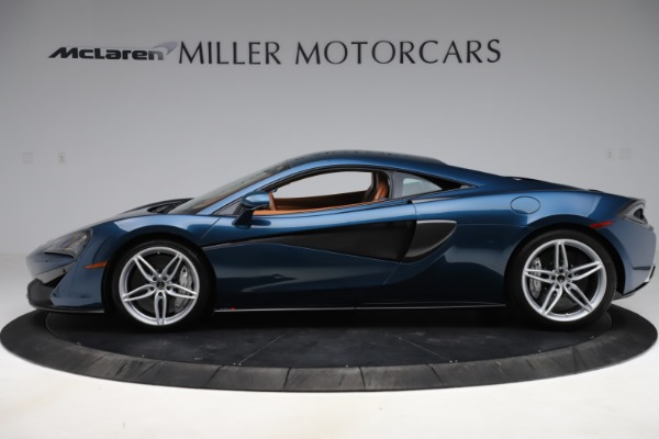 Used 2017 McLaren 570S for sale $154,900 at Bugatti of Greenwich in Greenwich CT 06830 3