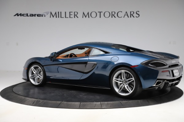 Used 2017 McLaren 570S for sale $154,900 at Bugatti of Greenwich in Greenwich CT 06830 4