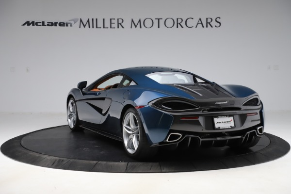 Used 2017 McLaren 570S for sale $154,900 at Bugatti of Greenwich in Greenwich CT 06830 5