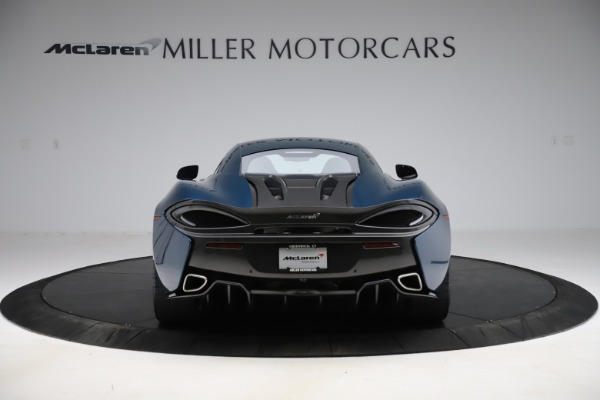 Used 2017 McLaren 570S for sale $154,900 at Bugatti of Greenwich in Greenwich CT 06830 6