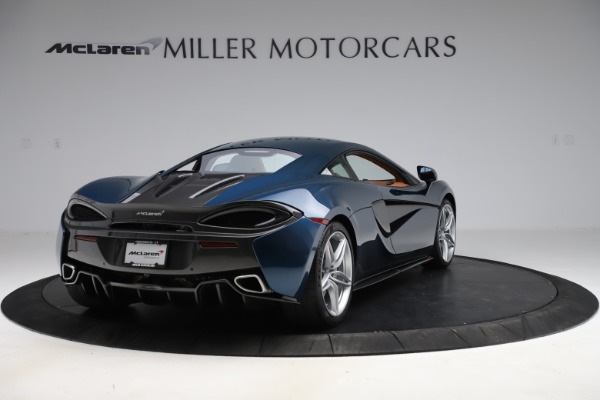 Used 2017 McLaren 570S for sale $154,900 at Bugatti of Greenwich in Greenwich CT 06830 7