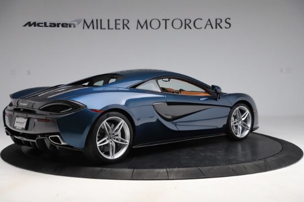 Used 2017 McLaren 570S for sale $154,900 at Bugatti of Greenwich in Greenwich CT 06830 8