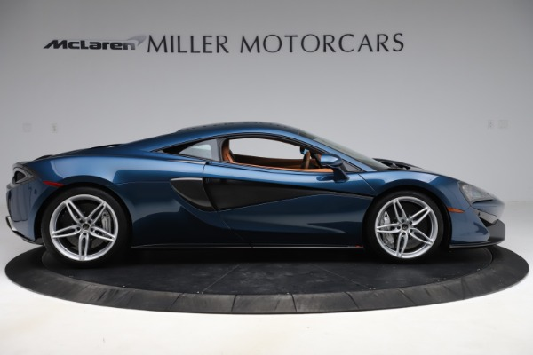 Used 2017 McLaren 570S for sale $154,900 at Bugatti of Greenwich in Greenwich CT 06830 9