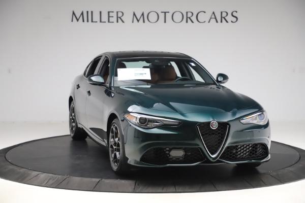New 2020 Alfa Romeo Giulia Ti Sport Q4 for sale Sold at Bugatti of Greenwich in Greenwich CT 06830 11