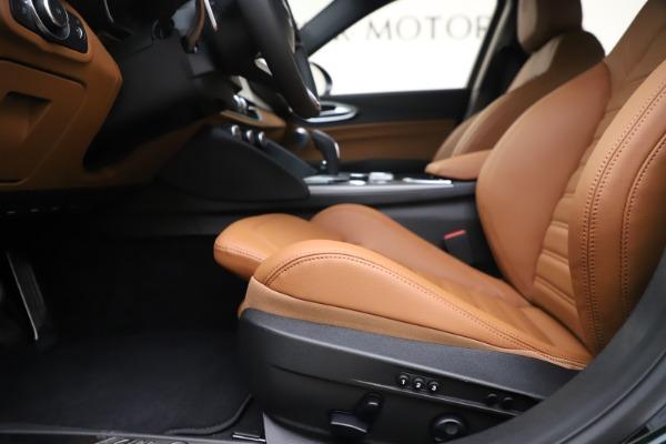 New 2020 Alfa Romeo Giulia Ti Sport Q4 for sale Sold at Bugatti of Greenwich in Greenwich CT 06830 14