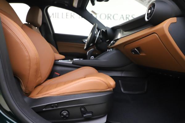 New 2020 Alfa Romeo Giulia Ti Sport Q4 for sale Sold at Bugatti of Greenwich in Greenwich CT 06830 23