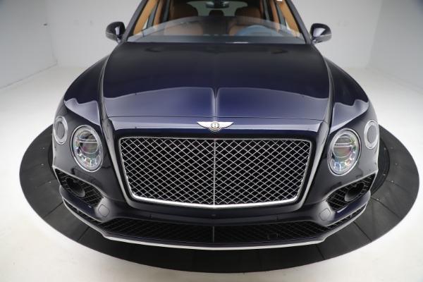 New 2020 Bentley Bentayga Hybrid for sale $189,500 at Bugatti of Greenwich in Greenwich CT 06830 13