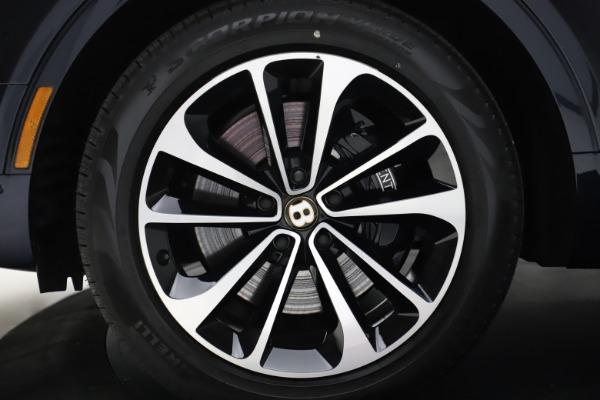 New 2020 Bentley Bentayga Hybrid for sale $189,500 at Bugatti of Greenwich in Greenwich CT 06830 15