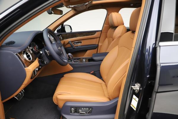 New 2020 Bentley Bentayga Hybrid for sale $189,500 at Bugatti of Greenwich in Greenwich CT 06830 20