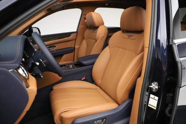 New 2020 Bentley Bentayga Hybrid for sale $189,500 at Bugatti of Greenwich in Greenwich CT 06830 21