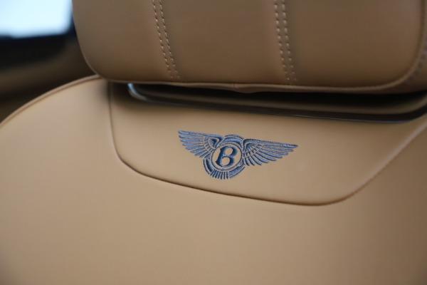 New 2020 Bentley Bentayga Hybrid for sale $189,500 at Bugatti of Greenwich in Greenwich CT 06830 22