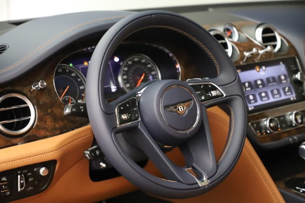 New 2020 Bentley Bentayga Hybrid for sale $189,500 at Bugatti of Greenwich in Greenwich CT 06830 23