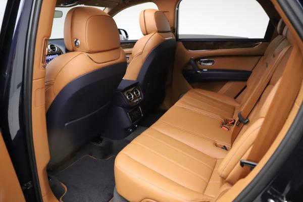 New 2020 Bentley Bentayga Hybrid for sale $189,500 at Bugatti of Greenwich in Greenwich CT 06830 24