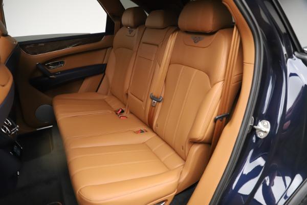 New 2020 Bentley Bentayga Hybrid for sale $189,500 at Bugatti of Greenwich in Greenwich CT 06830 26