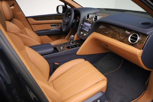New 2020 Bentley Bentayga Hybrid for sale $189,500 at Bugatti of Greenwich in Greenwich CT 06830 28