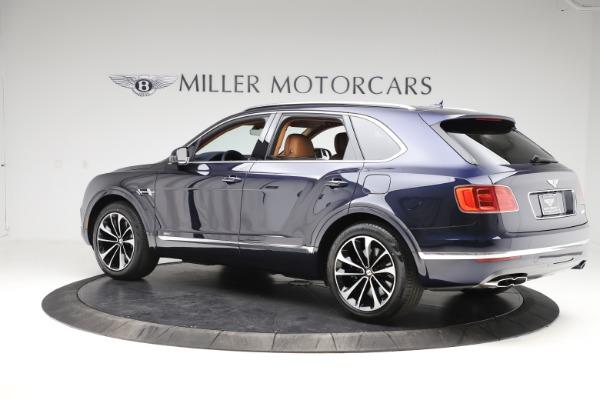 New 2020 Bentley Bentayga Hybrid for sale $189,500 at Bugatti of Greenwich in Greenwich CT 06830 4