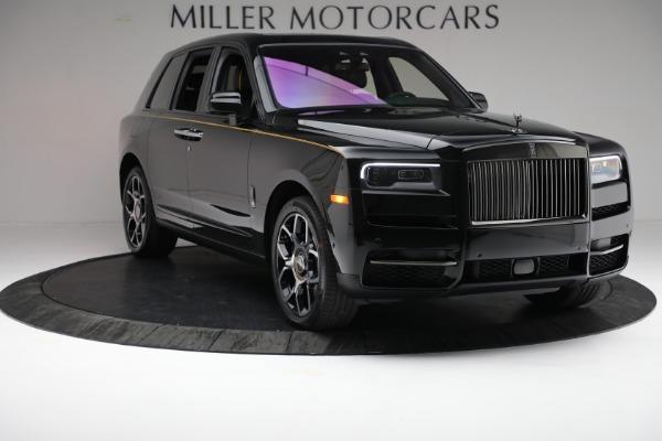 New 2020 Rolls-Royce Cullinan Black Badge for sale $436,275 at Bugatti of Greenwich in Greenwich CT 06830 11