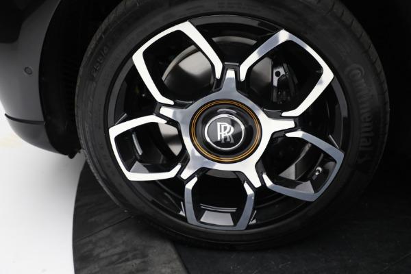 New 2020 Rolls-Royce Cullinan Black Badge for sale $436,275 at Bugatti of Greenwich in Greenwich CT 06830 12