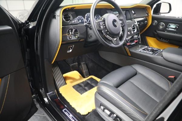 New 2020 Rolls-Royce Cullinan Black Badge for sale $436,275 at Bugatti of Greenwich in Greenwich CT 06830 13