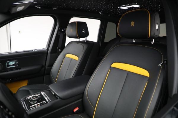 New 2020 Rolls-Royce Cullinan Black Badge for sale $436,275 at Bugatti of Greenwich in Greenwich CT 06830 14