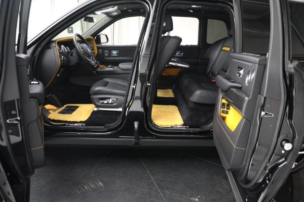 New 2020 Rolls-Royce Cullinan Black Badge for sale $436,275 at Bugatti of Greenwich in Greenwich CT 06830 15