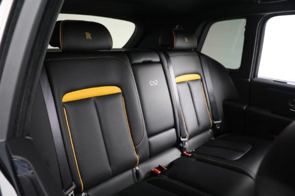 New 2020 Rolls-Royce Cullinan Black Badge for sale $436,275 at Bugatti of Greenwich in Greenwich CT 06830 19