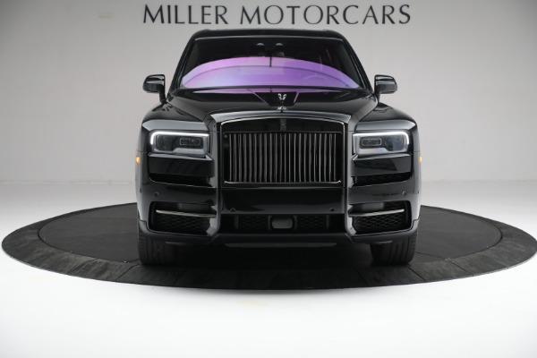 New 2020 Rolls-Royce Cullinan Black Badge for sale $436,275 at Bugatti of Greenwich in Greenwich CT 06830 2