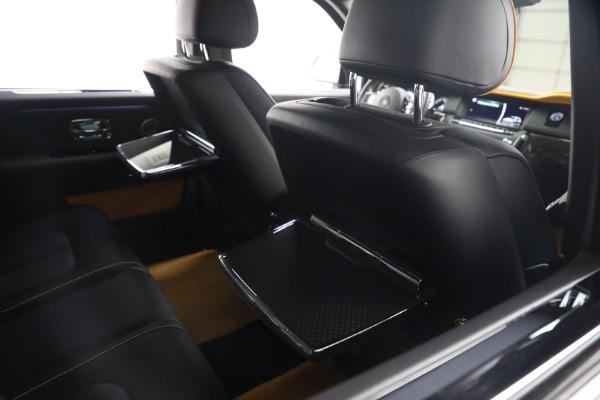 New 2020 Rolls-Royce Cullinan Black Badge for sale $436,275 at Bugatti of Greenwich in Greenwich CT 06830 20