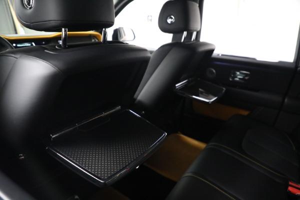 New 2020 Rolls-Royce Cullinan Black Badge for sale $436,275 at Bugatti of Greenwich in Greenwich CT 06830 21