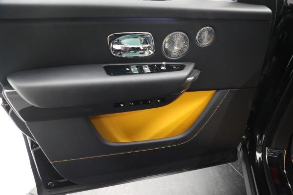 New 2020 Rolls-Royce Cullinan Black Badge for sale $436,275 at Bugatti of Greenwich in Greenwich CT 06830 23