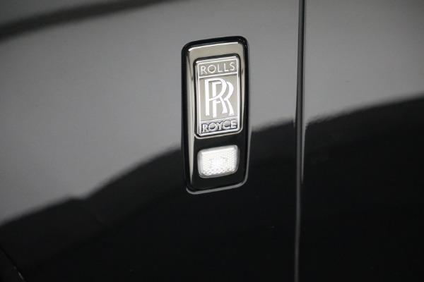 New 2020 Rolls-Royce Cullinan Black Badge for sale $436,275 at Bugatti of Greenwich in Greenwich CT 06830 24