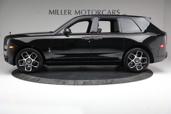 New 2020 Rolls-Royce Cullinan Black Badge for sale $436,275 at Bugatti of Greenwich in Greenwich CT 06830 3