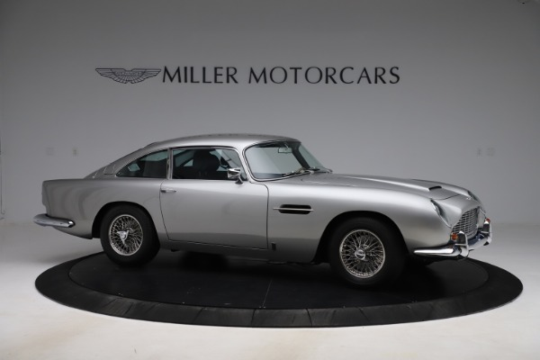 Used 1964 Aston Martin DB5 for sale Call for price at Bugatti of Greenwich in Greenwich CT 06830 10