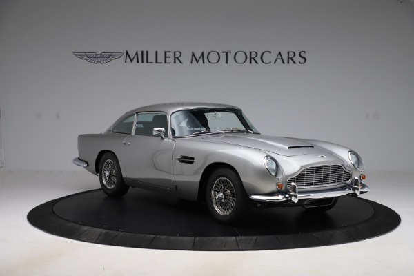 Used 1964 Aston Martin DB5 for sale Call for price at Bugatti of Greenwich in Greenwich CT 06830 11