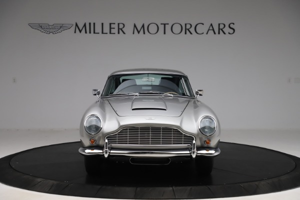 Used 1964 Aston Martin DB5 for sale Call for price at Bugatti of Greenwich in Greenwich CT 06830 12