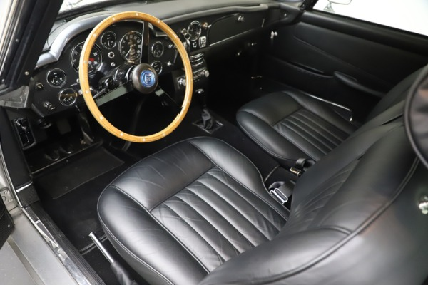 Used 1964 Aston Martin DB5 for sale Call for price at Bugatti of Greenwich in Greenwich CT 06830 15