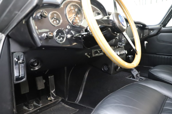 Used 1964 Aston Martin DB5 for sale Call for price at Bugatti of Greenwich in Greenwich CT 06830 18