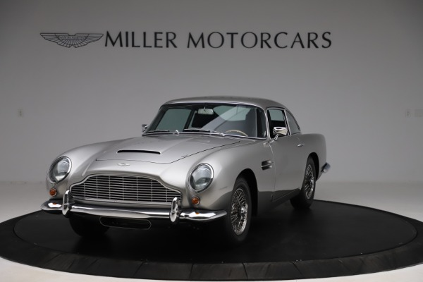 Used 1964 Aston Martin DB5 for sale Call for price at Bugatti of Greenwich in Greenwich CT 06830 2