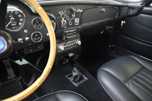 Used 1964 Aston Martin DB5 for sale Call for price at Bugatti of Greenwich in Greenwich CT 06830 20