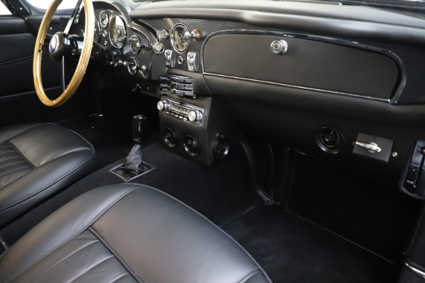 Used 1964 Aston Martin DB5 for sale Call for price at Bugatti of Greenwich in Greenwich CT 06830 26