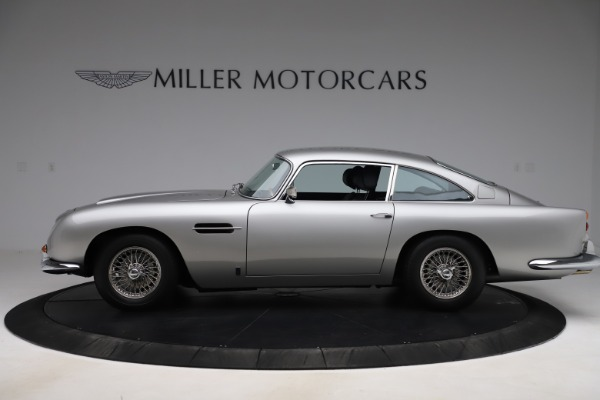 Used 1964 Aston Martin DB5 for sale Call for price at Bugatti of Greenwich in Greenwich CT 06830 3
