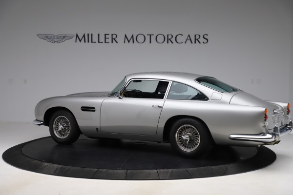Used 1964 Aston Martin DB5 for sale Call for price at Bugatti of Greenwich in Greenwich CT 06830 4