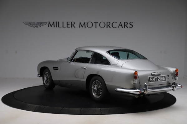 Used 1964 Aston Martin DB5 for sale Call for price at Bugatti of Greenwich in Greenwich CT 06830 5