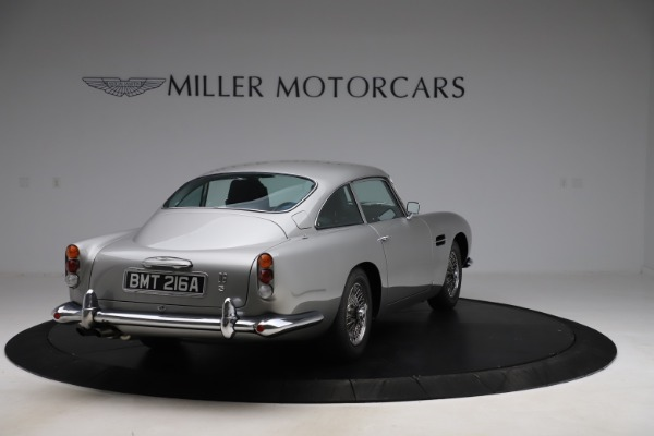 Used 1964 Aston Martin DB5 for sale Call for price at Bugatti of Greenwich in Greenwich CT 06830 7