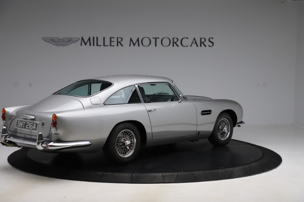 Used 1964 Aston Martin DB5 for sale Call for price at Bugatti of Greenwich in Greenwich CT 06830 8