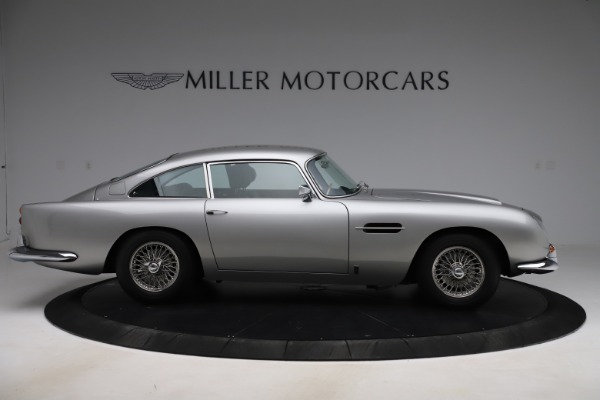 Used 1964 Aston Martin DB5 for sale Call for price at Bugatti of Greenwich in Greenwich CT 06830 9