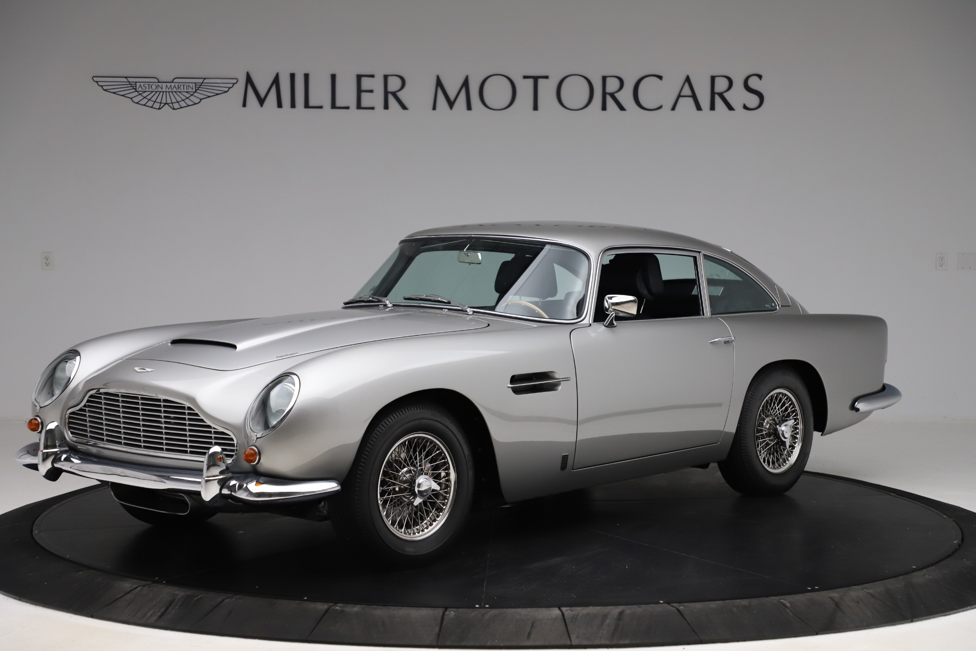 Used 1964 Aston Martin DB5 for sale Call for price at Bugatti of Greenwich in Greenwich CT 06830 1